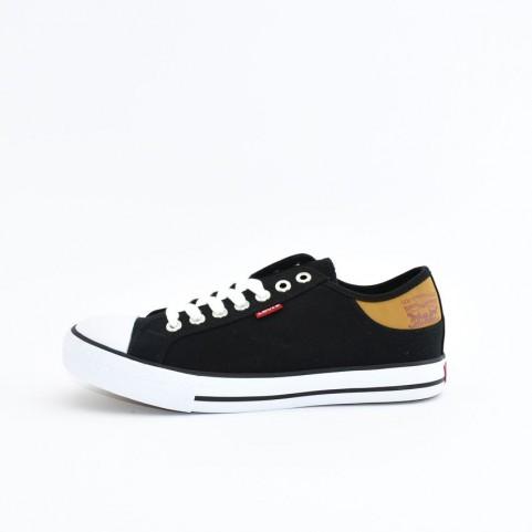 Levi's Stan Buck man black sneakers
