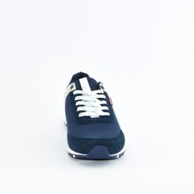 Levi's Almayer man blue sneakers