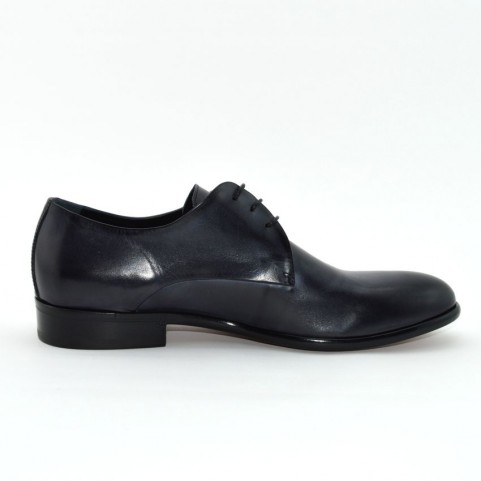 Corvari 3534C lace ups black leather