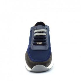 Alviero Martini Z9779 blue man sneakers