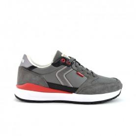 Levi's Oats man grey sneakers