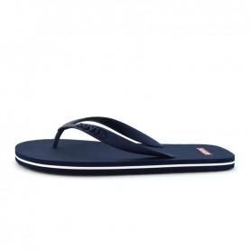 Levi's Dixon blue flip flop