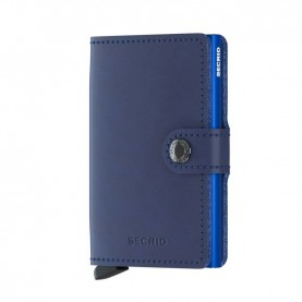 Secrid Miniwallet original blue