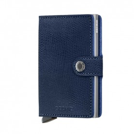 Secrid Miniwallet Rango blue/titanium