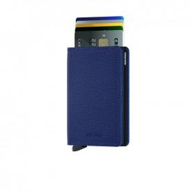 Secrid Slimwallet crisple blue/black