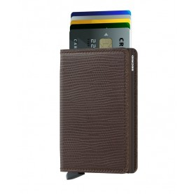 Secrid Slimwallet Rango brown