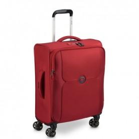 Delsey 3947803 Mercure red cabin trolley