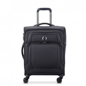 Delsey 3285803 Optimax Lite black cabin trolley