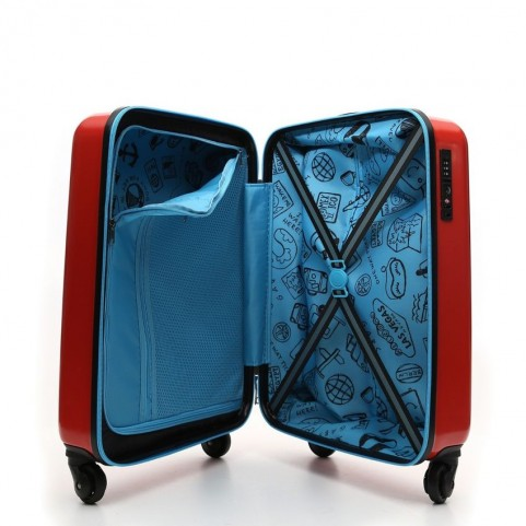 Gabs G-Carry red trolley