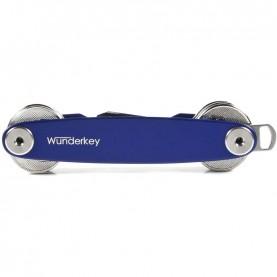 Wunderkey key organizer blue